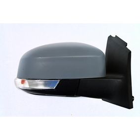 ABAKUS Side view mirror Right, Aspherical, Electronically foldable, for electric mirror adjustment, with thermo sensor, Primed
