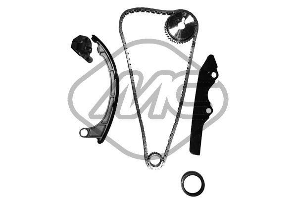 Metalcaucho  06177 Timing Chain Kit