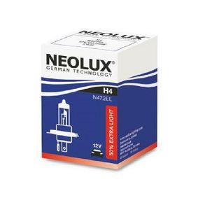 N472EL NEOLUX® H4 in Original Qualität