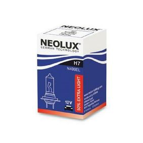 Bulb, spotlight H7, 55W, 12V N499EL MERCEDES-BENZ C-Class, E-Class, A-Class
