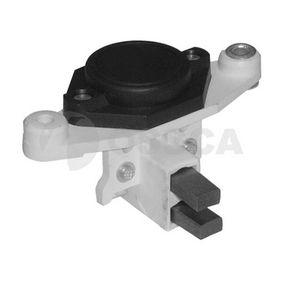 Regulador del alternador Tensión nominal: 14V con OEM número 002 154 0606