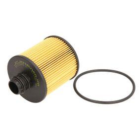 Ölfilter Ø: 72mm, Innendurchmesser: 26mm, Höhe: 100mm mit OEM-Nummer 1651062M00
