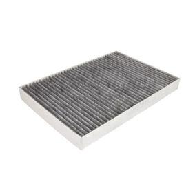 Filter, Innenraumluft Länge: 310mm, Breite: 213mm, Höhe: 30mm mit OEM-Nummer 04596501AC