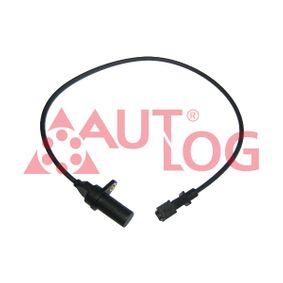 Sensor, crankshaft pulse AS4844 PANDA (169) 1.2 MY 2009