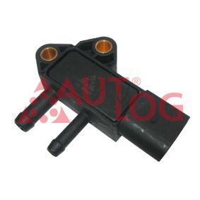 AUTLOG  AS4889 Sensor, exhaust pressure