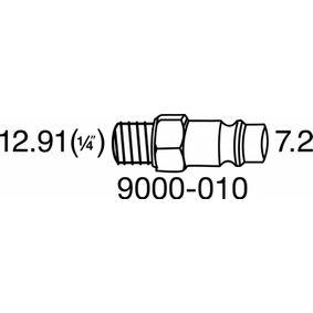HAZET Pistolet rozpylacza sprężonego powietrza 9048P-1