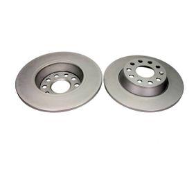 Bremsscheibe Bremsscheibendicke: 12,0mm, Ø: 282mm mit OEM-Nummer 3CD 615 601