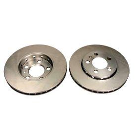 Bremsscheibe Bremsscheibendicke: 22mm, Ø: 256mm mit OEM-Nummer 8D0615301B
