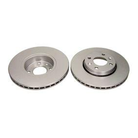Bremsscheibe Bremsscheibendicke: 22,0mm, Ø: 260mm mit OEM-Nummer 40206-AX600
