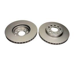 Bremsscheibe Bremsscheibendicke: 24,9mm, Ø: 288mm mit OEM-Nummer 1K0 615 301K