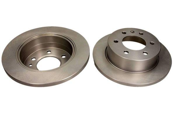 QUARO  QD1870 Bremsscheibe Bremsscheibendicke: 16,0mm, Ø: 298mm