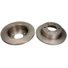 Bremsscheibe Bremsscheibendicke: 16,0mm, Ø: 298mm mit OEM-Nummer 9104230000