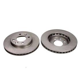 Bremsscheibe Bremsscheibendicke: 20,1mm, Ø: 238mm mit OEM-Nummer 77012-04286