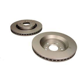 Brake Disc Brake Disc Thickness: 28,0mm, Ø: 293mm with OEM Number 45251 SWWG01