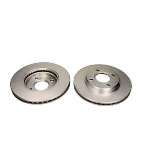 Brake Disc Brake Disc Thickness: 22,0mm, Ø: 258mm with OEM Number 98AG1125EA