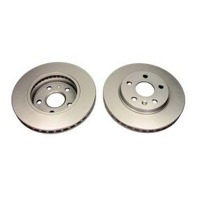Bremsscheibe Bremsscheibendicke: 30,0mm, Ø: 296mm mit OEM-Nummer 13502213