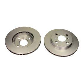 Bremsscheibe Bremsscheibendicke: 18,0mm, Ø: 235mm mit OEM-Nummer 43512 52 050