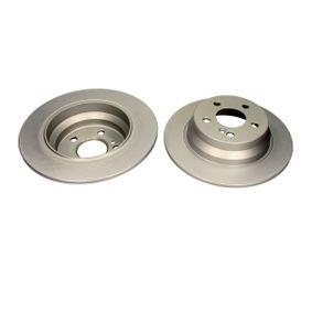 Bremsscheibe Bremsscheibendicke: 10,0mm, Ø: 300mm mit OEM-Nummer A211 423 07 12