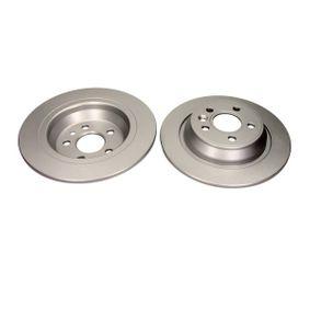 Bremsscheibe Bremsscheibendicke: 11,0mm, Ø: 302mm mit OEM-Nummer LR 027123