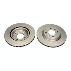 Bremsscheibe Bremsscheibendicke: 20,7mm, Ø: 259mm mit OEM-Nummer 40206 00QAA