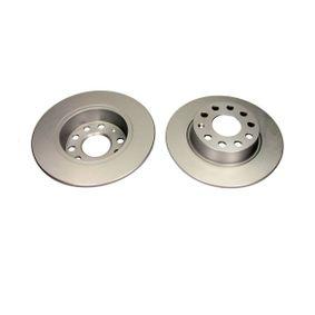 Bremsscheibe Bremsscheibendicke: 10,0mm, Ø: 272mm mit OEM-Nummer 6R0615601