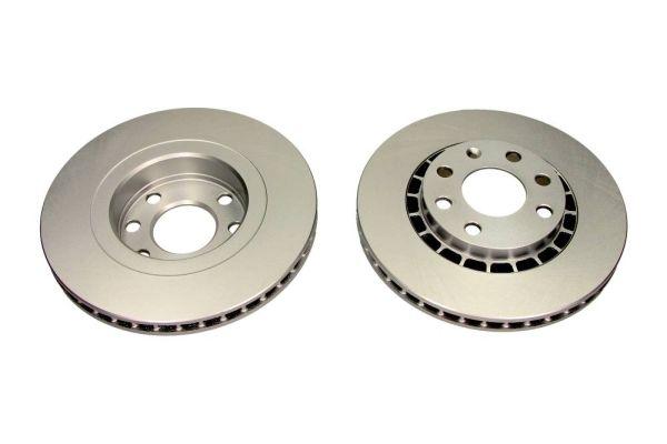 QUARO  QD4641 Bremsscheibe Bremsscheibendicke: 24,0mm, Ø: 256mm