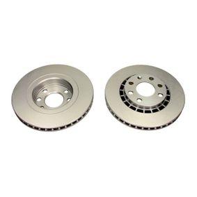 Bremsscheibe Bremsscheibendicke: 24,0mm, Ø: 256mm mit OEM-Nummer 9025-0546