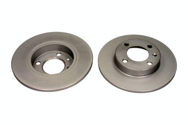 QUARO  QD4790 Bremsscheibe Bremsscheibendicke: 9,9mm, Ø: 239mm