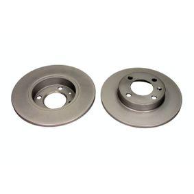 Bremsscheibe Bremsscheibendicke: 10mm, Ø: 239mm mit OEM-Nummer 823615301
