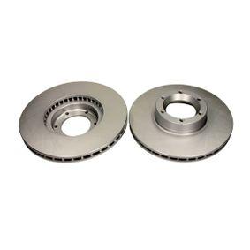QUARO  QD5266 Bremsscheibe Bremsscheibendicke: 24,0mm, Ø: 280mm
