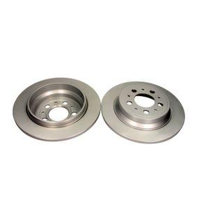 QUARO  QD5296 Bremsscheibe Bremsscheibendicke: 12,0mm, Ø: 287mm