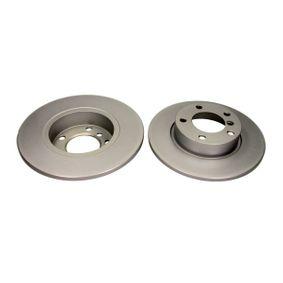 Bremsscheibe Bremsscheibendicke: 12,0mm, Ø: 286mm mit OEM-Nummer 6757750
