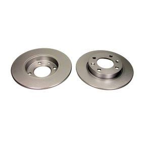 QUARO  QD5509 Bremsscheibe Bremsscheibendicke: 9,0mm, Ø: 247mm