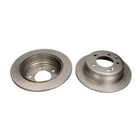 Brake Disc Brake Disc Thickness: 10,0mm, Ø: 262mm with OEM Number 58411 1H300