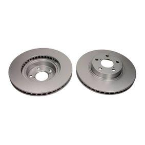 Bremsscheibe Bremsscheibendicke: 24,0mm, Ø: 277mm mit OEM-Nummer 26300-AE091