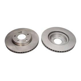 Brake Disc Brake Disc Thickness: 26,0mm, Ø: 280mm with OEM Number 51712-1F300