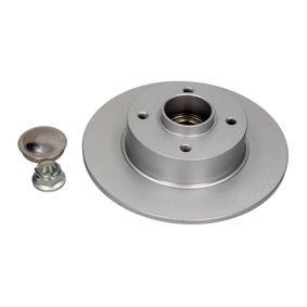 Bremsscheibe Bremsscheibendicke: 8mm, Ø: 240mm mit OEM-Nummer 8200 038 305