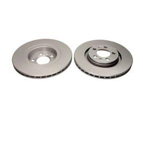 Bremsscheibe Bremsscheibendicke: 22,0mm, Ø: 280mm mit OEM-Nummer JZW 615 301
