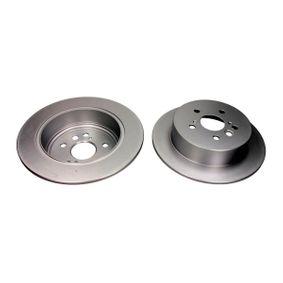 Brake Disc QD8032 RAV 4 II (CLA2_, XA2_, ZCA2_, ACA2_) 2.4 4WD MY 2004
