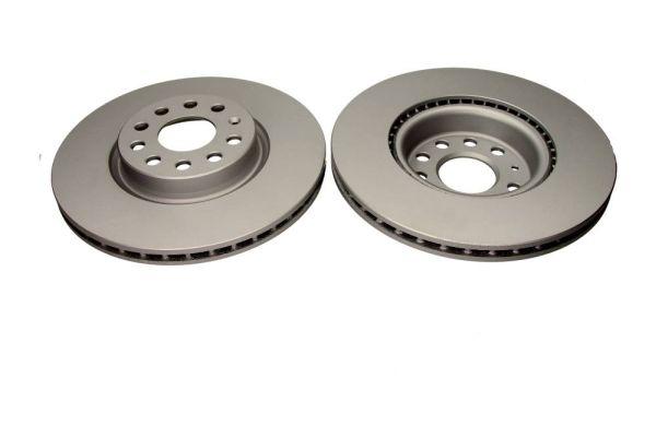 QUARO  QD8286 Bremsscheibe Bremsscheibendicke: 25,0mm, Ø: 312mm