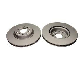 Disc frana Grosime disc frana: 25mm, Ř: 312mm cu OEM Numar 5C0615301B