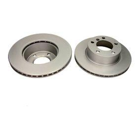 Bremsscheibe Bremsscheibendicke: 22,0mm, Ø: 284mm mit OEM-Nummer 34 116 792 215