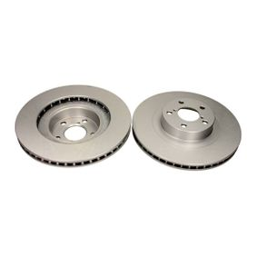 Bremsscheibe Bremsscheibendicke: 24mm, Ø: 294mm mit OEM-Nummer 26300 FE040