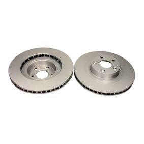 Bremsscheibe Bremsscheibendicke: 24mm, Ø: 294mm mit OEM-Nummer 26300FE010