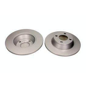 Bremsscheibe Bremsscheibendicke: 13,0mm, Ø: 280mm mit OEM-Nummer 8A0 615 301D