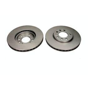 Bremsscheibe Bremsscheibendicke: 25mm, Ø: 280mm mit OEM-Nummer 91 17 678