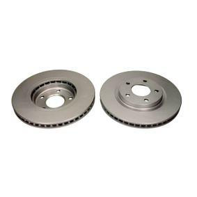 Bremsscheibe Bremsscheibendicke: 26,0mm, Ø: 296mm mit OEM-Nummer 40206 JD00B