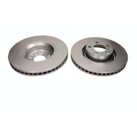 Bremsscheibe Bremsscheibendicke: 30,0mm, Ø: 321mm mit OEM-Nummer 4F0615301E