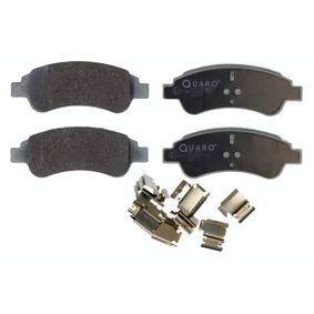 Brake Pad Set, disc brake Width: 137mm, Height: 51,6mm, Thickness: 19mm with OEM Number 16 13 192 280