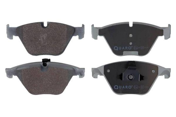 QUARO  QP3570 Bremsbelagsatz, Scheibenbremse Breite 1: 155,1mm, Breite 2: 155,1mm, Höhe 1: 68,3mm, Höhe 2: 68,3mm, Dicke/Stärke 1: 19,2mm, Dicke/Stärke 2: 20,3mm